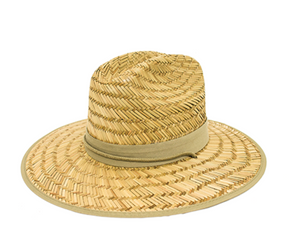 Straw Hat - Gold Coast Jordan Straw Hat