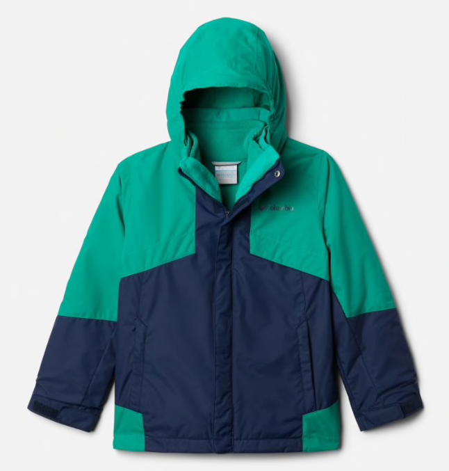 Youth - Columbia Bugaboo Interchange Youth Jacket
