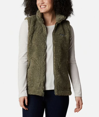 Fleece - Columbia Winterpass Women's Sherpa Vest