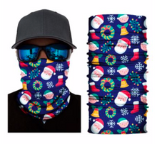 Load image into Gallery viewer, Face Shields Christmas Edition