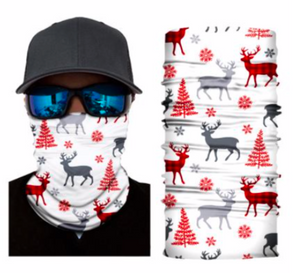 Face Shields Christmas Edition