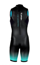 Load image into Gallery viewer, Wetsuit - Men's Phelps AQUA SKIN Triathlon Shorty