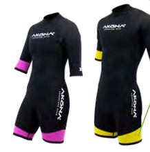 Load image into Gallery viewer, Wetsuit - Akona 3mm Shorty Wetsuit