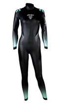 Load image into Gallery viewer, Wetsuit - Women's Aqua Skin 1mm Full Suit