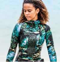 Wetsuit - Salvimar Free Diving Wetsuit