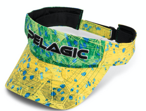 Hat - Pelagic Performance Fishing Visor