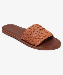 Ladies - Roxy Arabella Leather Sandals