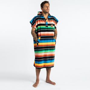 Slowtide - The Digs Poncho Towel