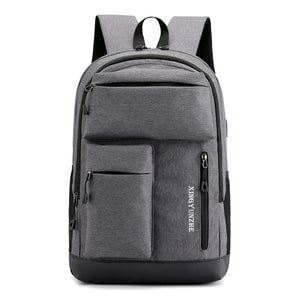Large-Volume Fashion Oxford Cloth Backpack