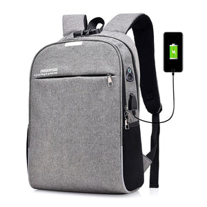 New Style Men's USB Charging Backpack