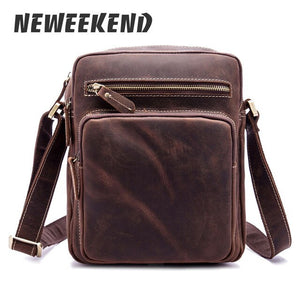 Genuine Leather Men's Bags