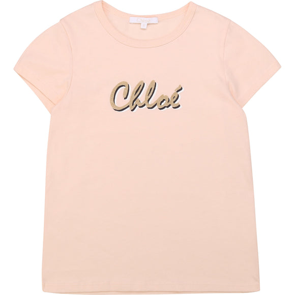 Chloe Girl Kid Tee