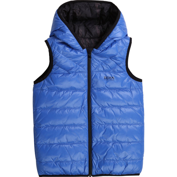 Hugo Boss Boy Teen Down Vest