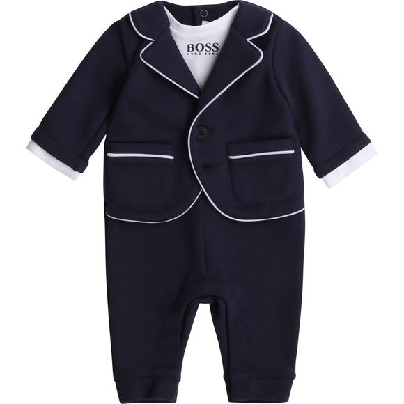 Hugo Boss Baby Boy Onesie