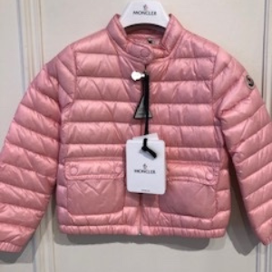 Moncler Girls Jacket