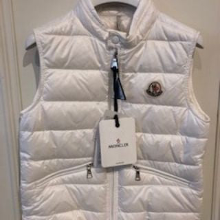 Moncler Girls Vest Teen