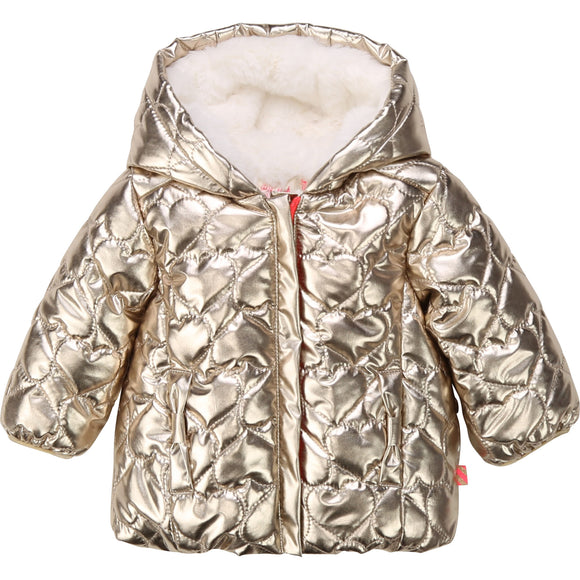 Billiblush Baby Girl Coat