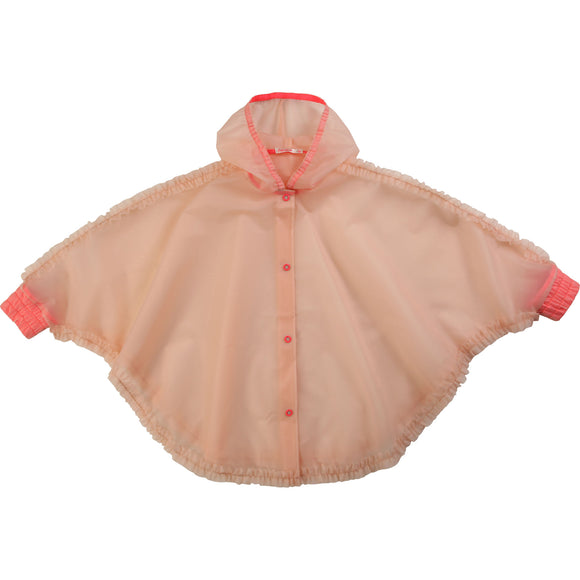 Billiblush Girls Rain Poncho