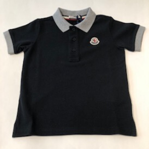 Moncler Boys Polo Shirt