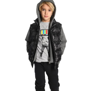Appaman Kid Boy Hooded Jacket