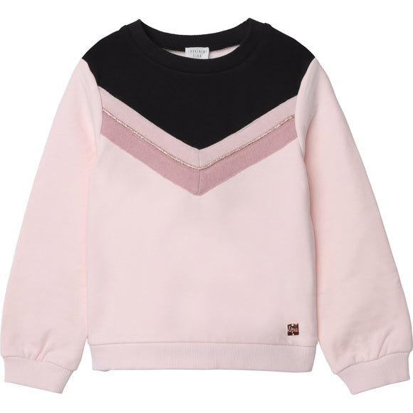 Carrément Beau Girl Sweat Shirt