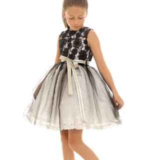 Mademoiselle Charlotte Girls Special Occasion Dress