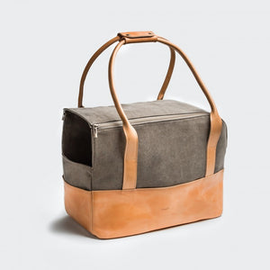 Dog-bag Roma Canvas (size L)