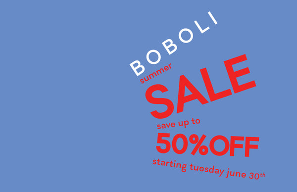 Summer Sale // happening NOW - Boboli Vancouver Canada