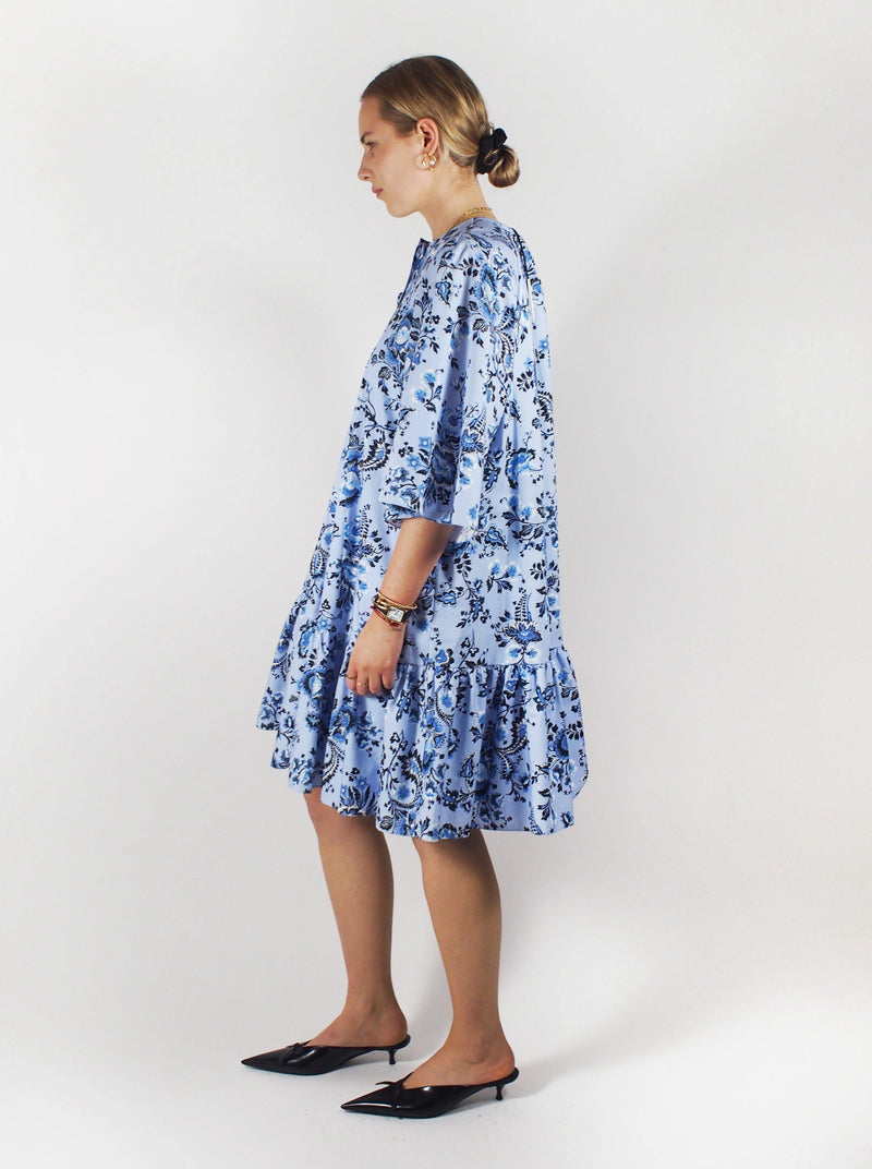 Erdem - Edison Mini Dress - Dresses - Boboli Vancouver Canada