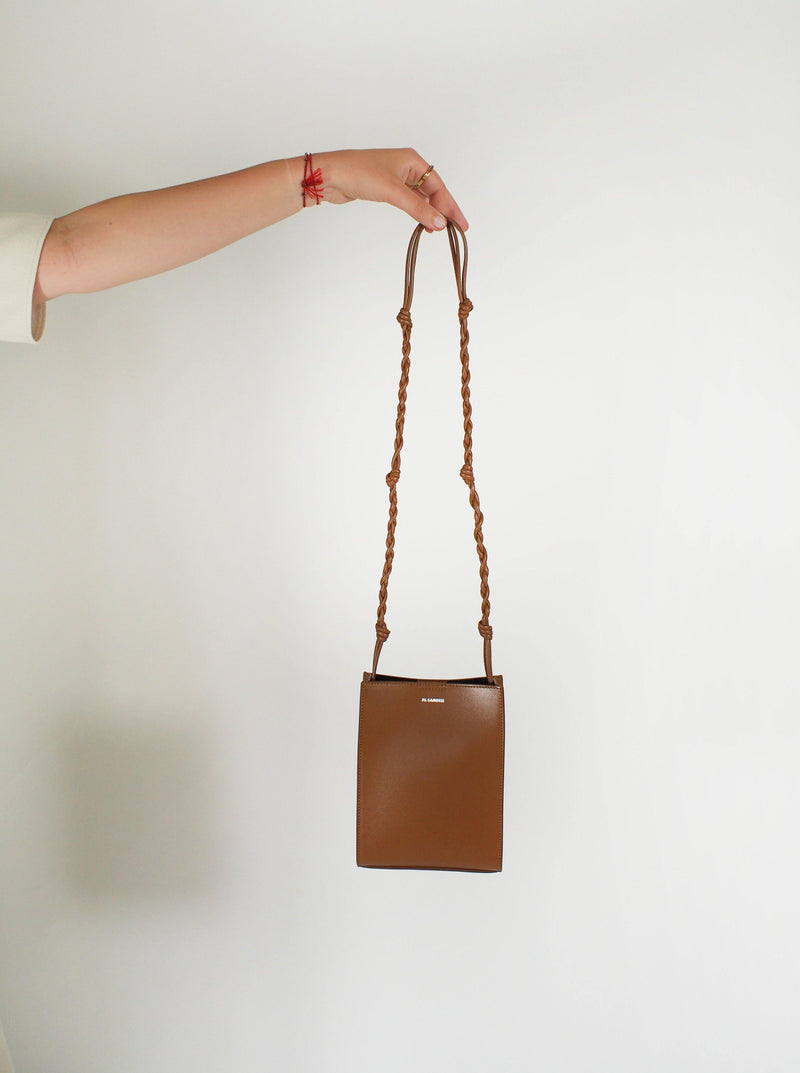 Small Tangle Bag - Caramel