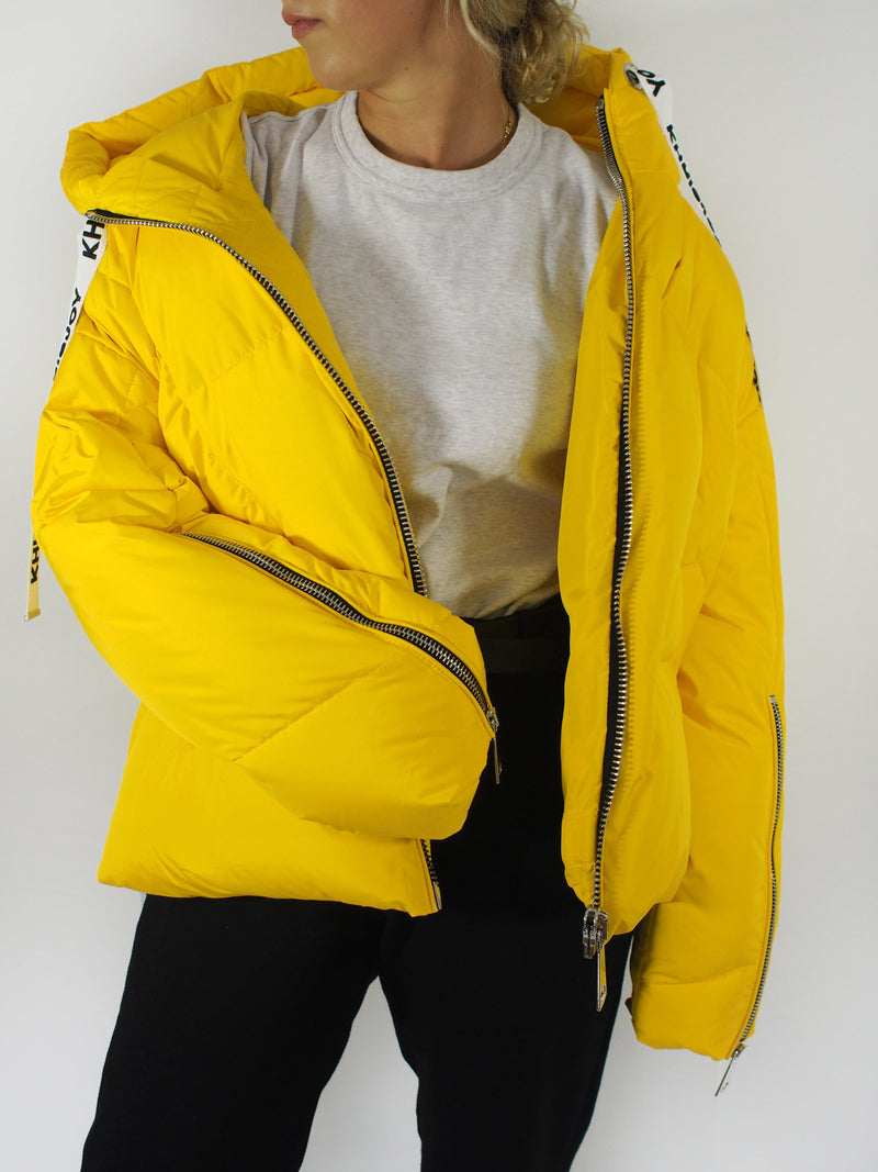 Khris Puffer - Yellow