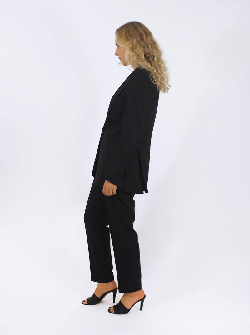 Roxanne Slim Pants - Black