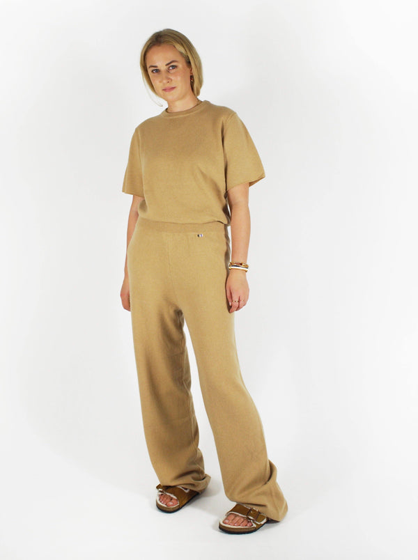 n°104 Trousers - Camel