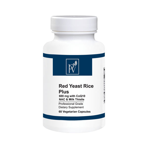 Red Yeast Rice Plus 600mg