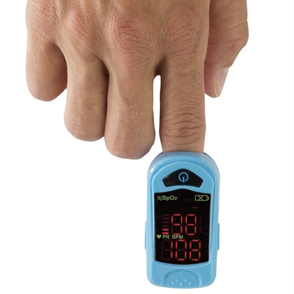 Fingertip Pulse Oximeter