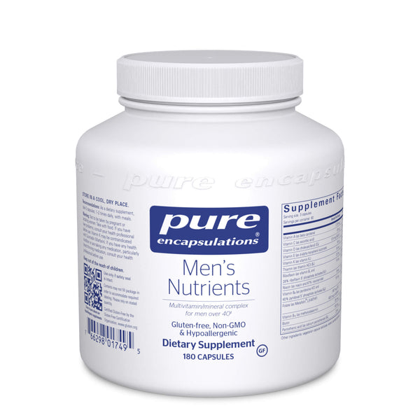 Vitamins for Men Over 40