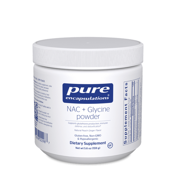 NAC and Glycine Powder
