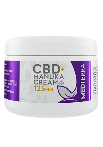 CBD Manuka Cream 125mg