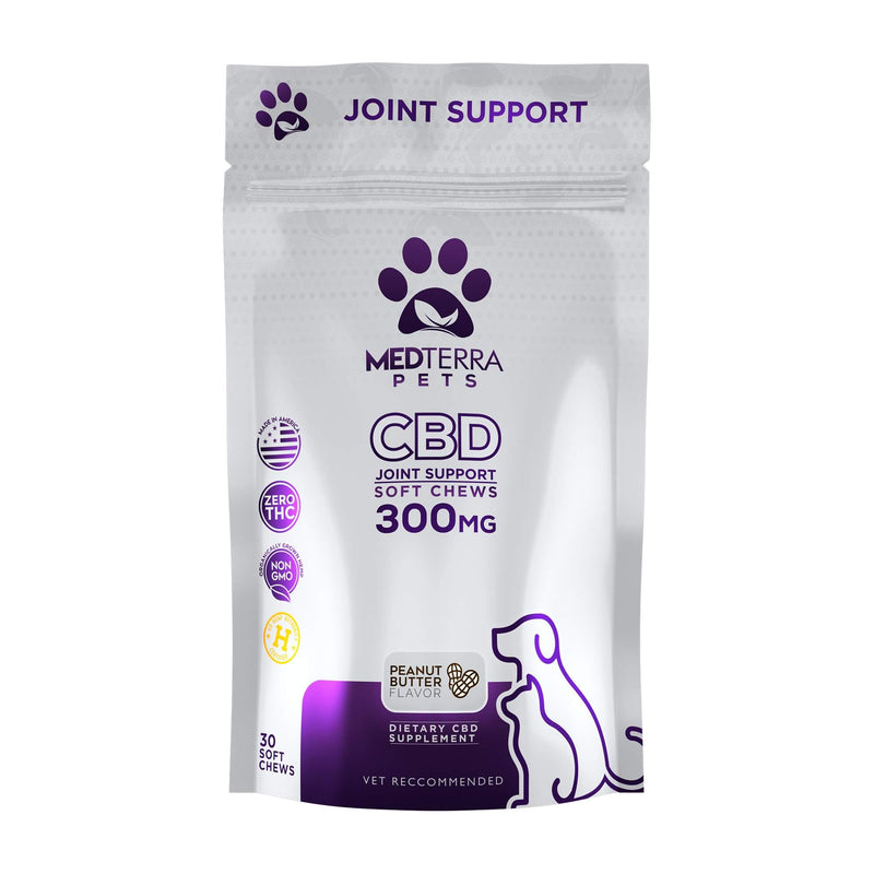 PET CBD joint Peanut 300mg