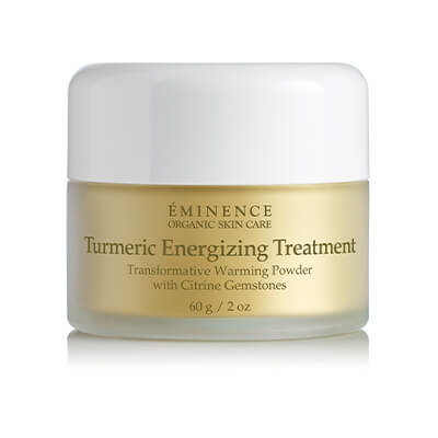 Eminence organic Turmeric Energizing Treatment-Hot