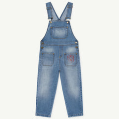 Mule Denim Overalls - Shield
