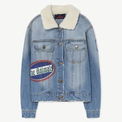 Foal Denim Jacket - The Animals