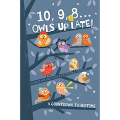 10, 9, 8... Owls Up Late!