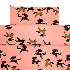 Baby Bed Set - Horse