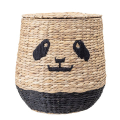 Panda Bear Basket
