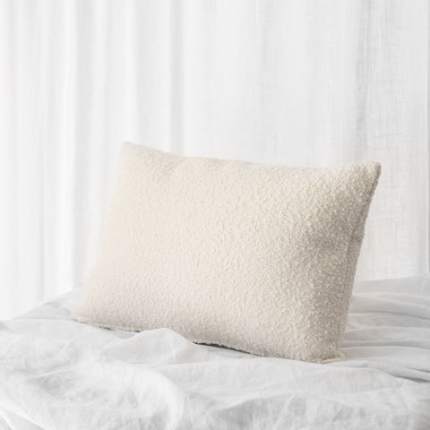 Benard Boucle Rectangle Cushion
