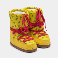 Cosmo Boots - Yellow