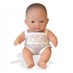 Baby Doll Girl - Asian 21cm