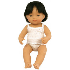 Baby Doll Boy - Asian 38cm