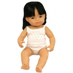 Baby Doll Girl - Asian 38cm